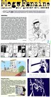 MegaFanzine - Fanzine più grande del mondo